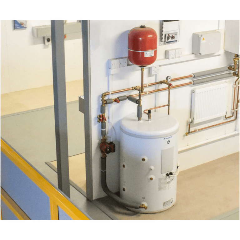 Does hot water need to be on for the central heating to work?